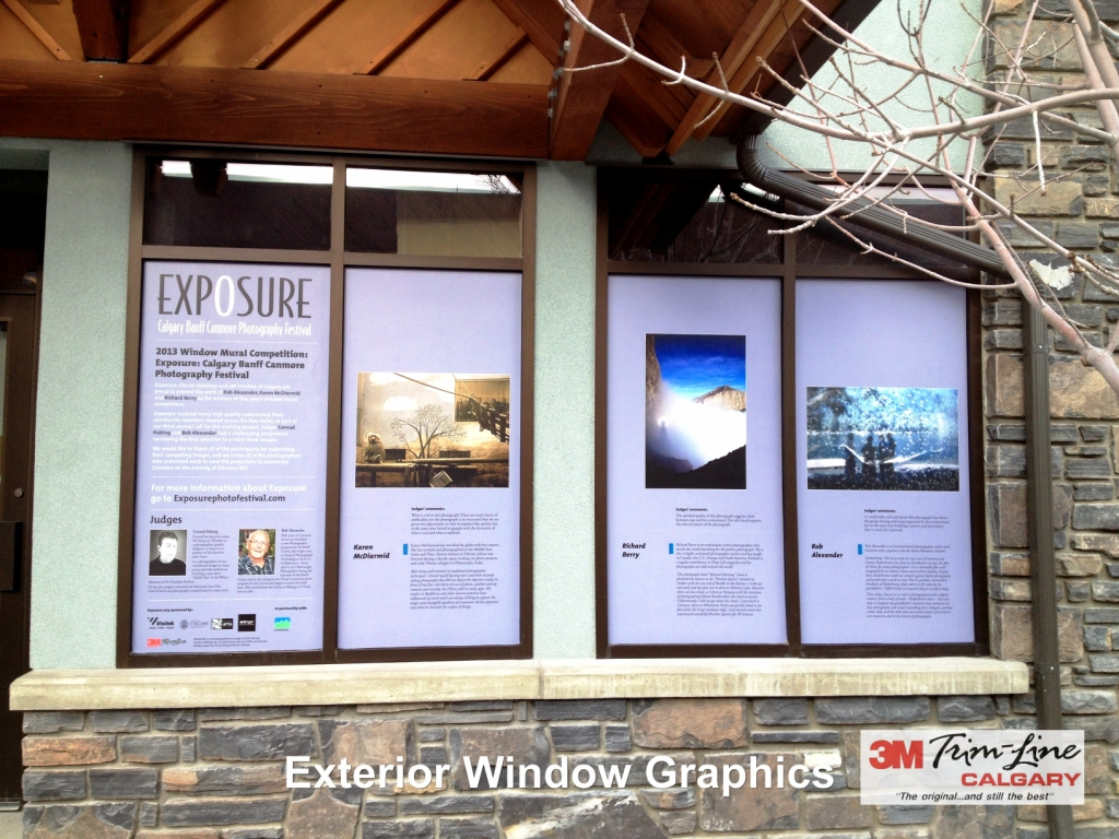 WINDOW & WALL GRAPHICS