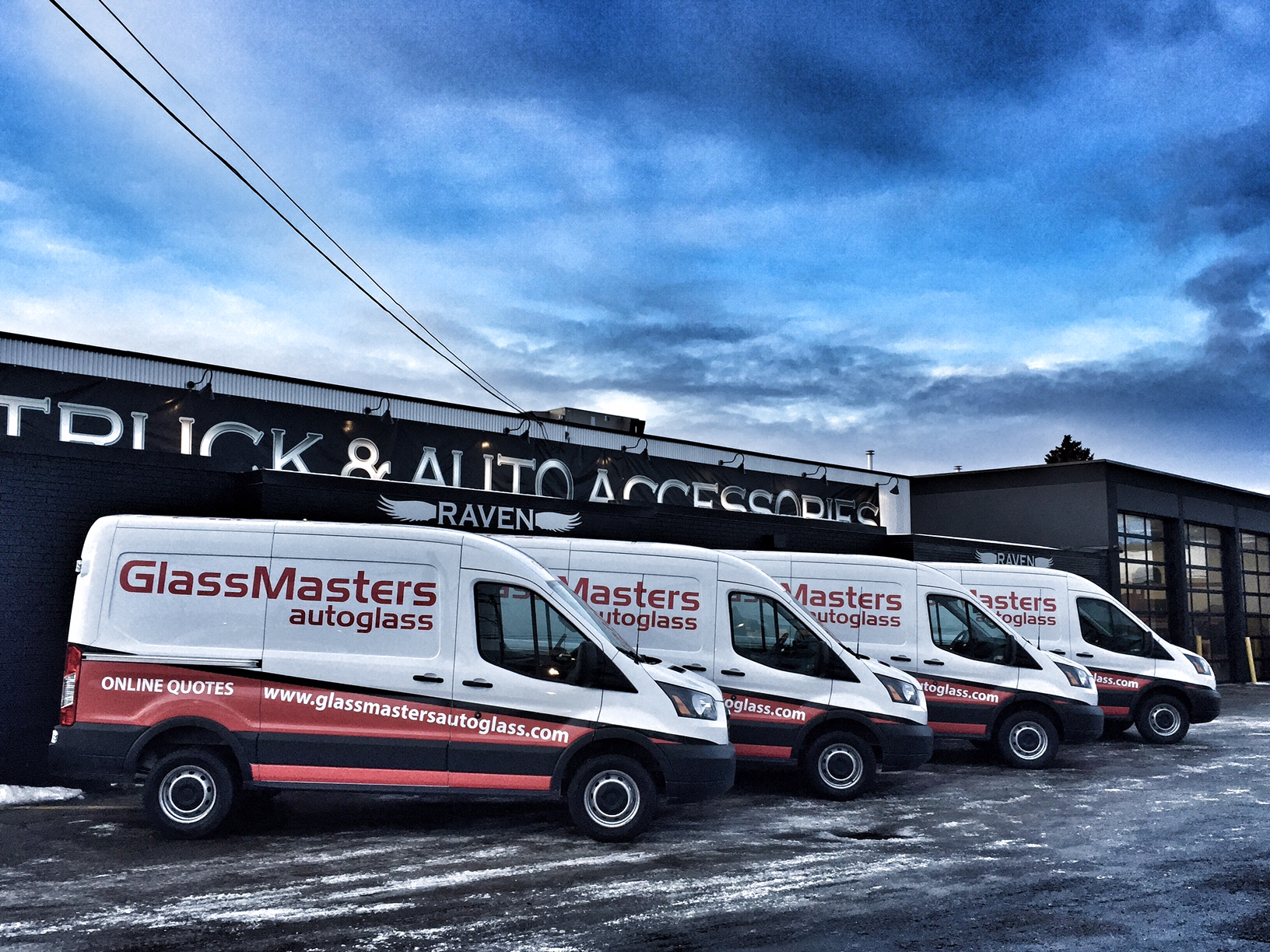 FLEET & COMPANY VEHICLE WRAPS